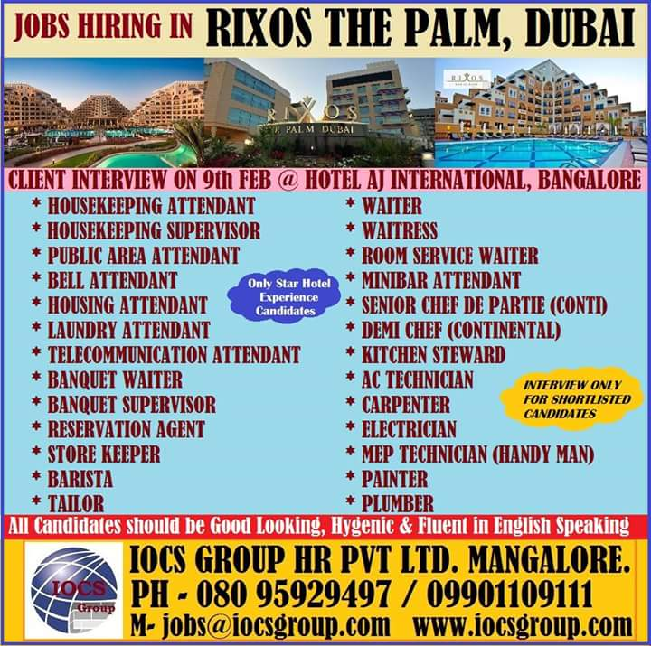 WALK IN INTERVIEW IN BANGALORE