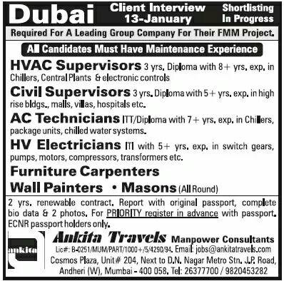 Client Interview in Dubai