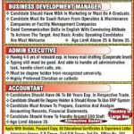 Account jobs in gulf