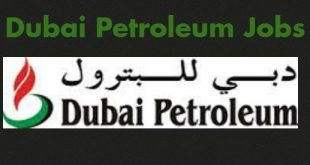 Dubai petroleum jobs