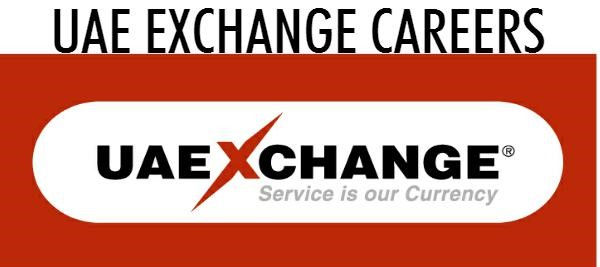 UAE EXCHANGE CAREERS