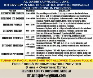 DIRECT CLIENT INTERVIEW IN CHENNAI