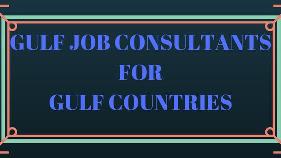 GULF JOB CONSULTANTS