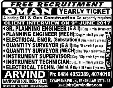 GULF WALKIN INTERVIEW IN KERALA