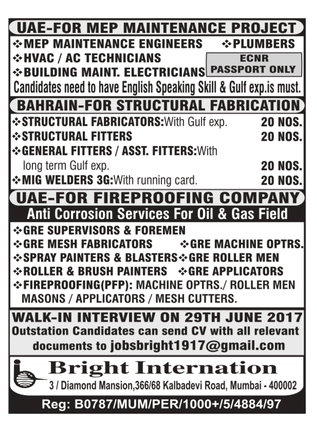 Jobs in Dubai for Indian graduates