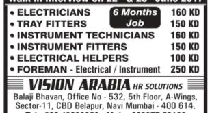 Kuwait jobs visa
