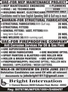 gulf employment newspaper in mumbai