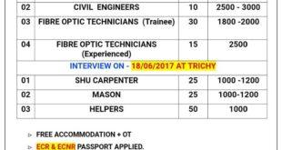 urgent job vacancies in dubai