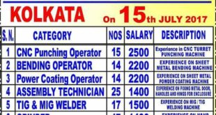 GULF JOB INTERVIEWS KOLKATA