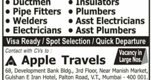 OMAN TIMES JOB Opportunities