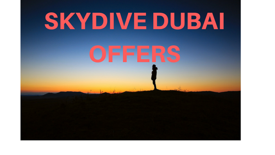 Dubai Skydiving Prices: Skydive Dubai Cost and Course Prices