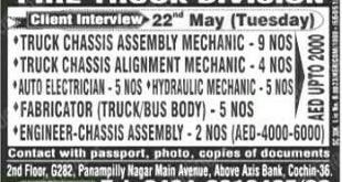 assignment abroad times newspaper jobs 2018 today