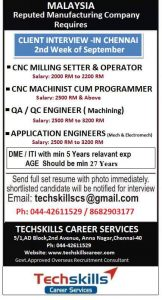 job requirement in malaysia